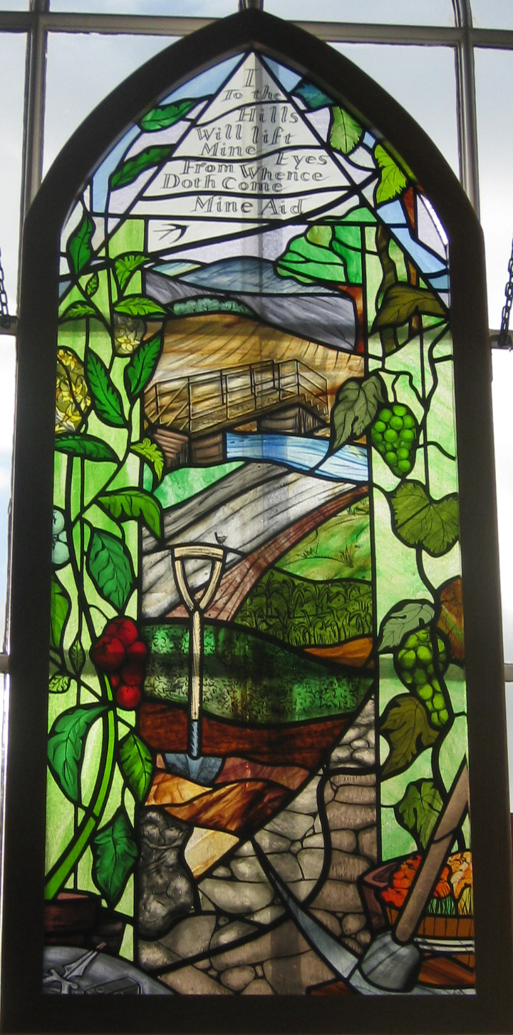 stained-glass-panel
